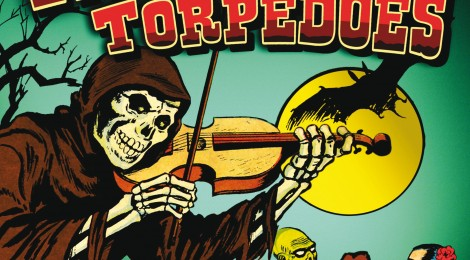"""Eyeballin' Torpedoes """"Grace N Grit EP"""" zs-45"""