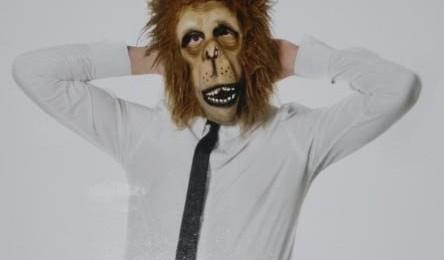 "APE RAPE ESCAPE ""Misfits Monkeys"" zc-42"