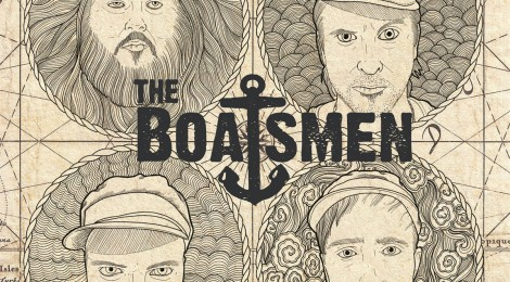 THE BOATSMEN – The Boatsmen ZL-48
