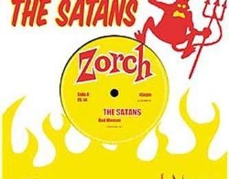 """sATANS """"Bad Woman"""" zs-14"""