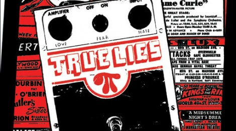 "THE SUBMISSIONS ""True Lies EP"" zs-37"