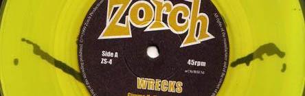 """WRECKS """"Gimme Hell"""" zs-4"""
