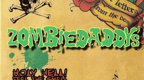 "ZOMBIEDADDYS ""12 letters from the dead"" zc-29"